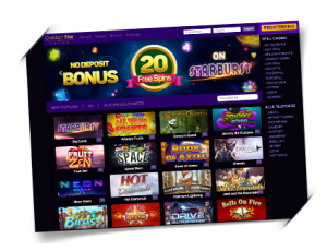 GoldenStar Casino gratis spinn