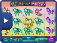 Machine-Gun Unicorns