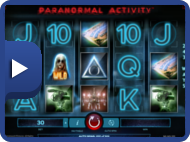 Paranormal Activity gratis