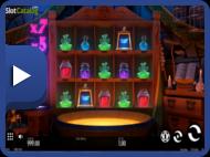 NS - Spilleautomater liste - Frog Grog