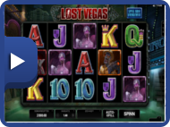 NS - Spilleautomater liste - Lost Vegas