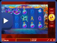 NS - Spilleautomater liste - Lucky Halloween