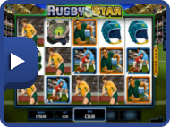NS - Spilleautomater liste - Rugby Star