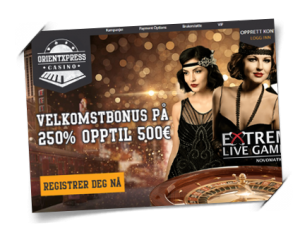 Orient Xpresss Casino