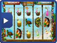 Tiki Wonders - NS - Spilleautomater liste