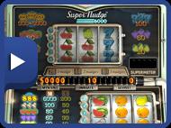 super nudge 6000 norske spilleautomater