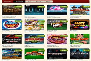 Folkeautomaten Casino Spilleautomater