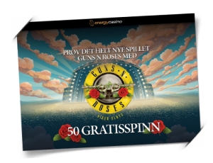 Energy helgeutfordring free spins turnering kampanje