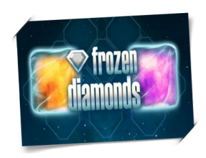Frozen Diamonds spilleautomat slotmaskin Guts