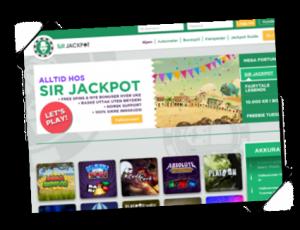 Sir Jackpot bonus