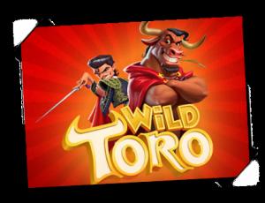 Wild Toro spilleautomat - Mobil6000