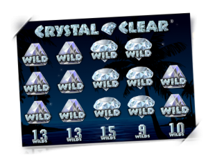 Crystal Clear slot