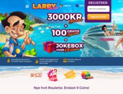 Larry Casino bonus