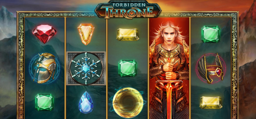 Forbidden Throne Mahi Gaming