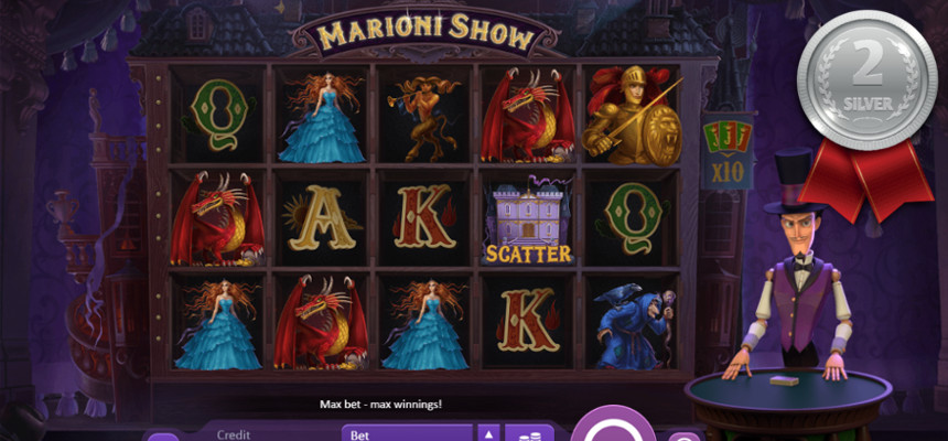 Marioni Show playson
