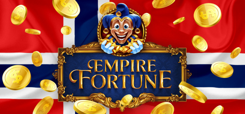 Empire Fortune jackpot rekord