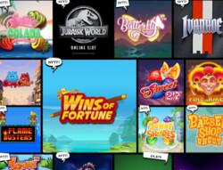 Joreels casino spilleautomater