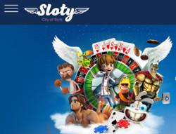 Sloty Casino bonus