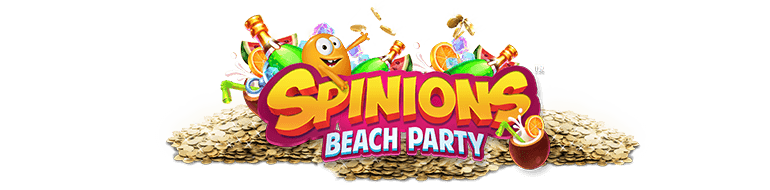 Spinions Beach party spilleautomat