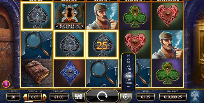 autoplay på spilleautomater
